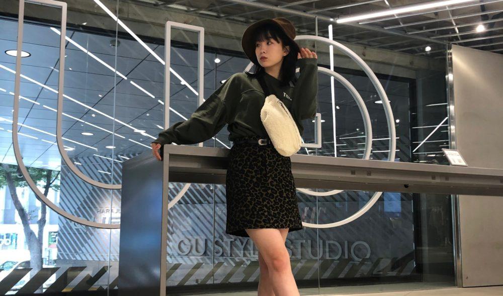【久留栖るな】GU STYLE STUDIO原宿 PRムービー出演!