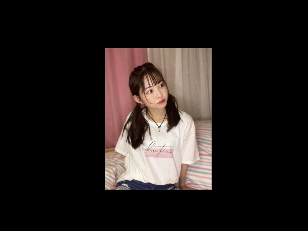 【上水口姫香】オリジナルグッズTシャツの販売をスタートしました